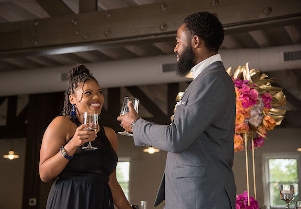 Living Single - unique social event - Valentine's Day event for singles - social event planning in North Carolina