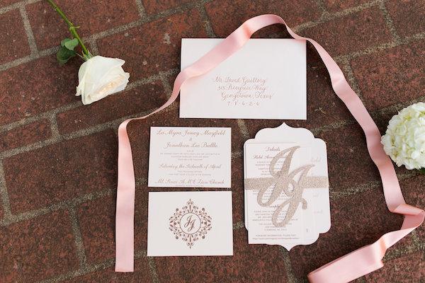 Winston Salem Wedding - Winston Salem wedding planner - North Carolina wedding planner - rose gold wedding - pink wedding - ro