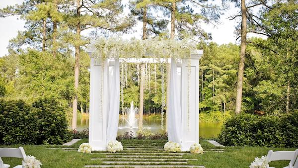 North Carolina weddings - North Carolina wedding planner - North Carolina destination weddings - E'MAGINE Events & Co -  The Ulmstead Hotel and Spa  - Ulmstead Hotel and Spa weddings - Ulmstead Hotel and Spa Wedding Lawn